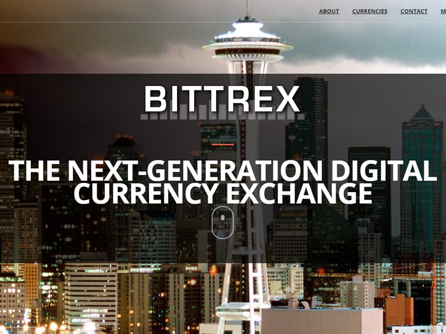 Bittrex: заява про Bitcoin Gold [BTG]