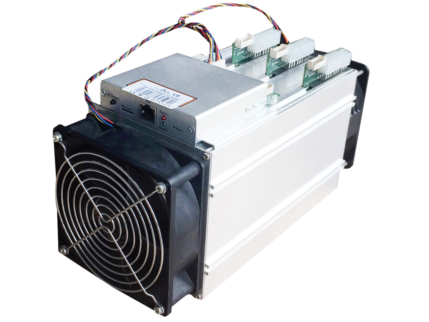 Bitmain Antminer V9 - 4 Th/s SHA-256 ASIC